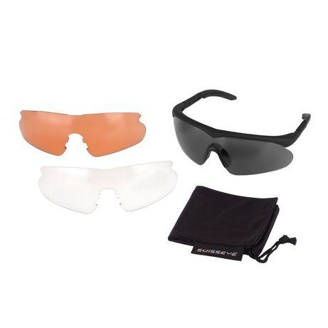 Óculos tácticos SWISSEYE