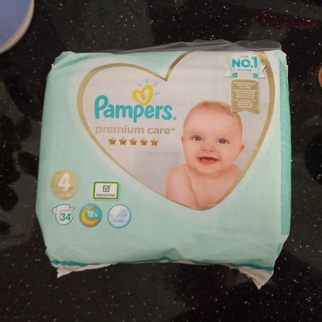 Памперси,Pampers premium care