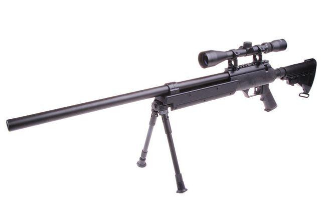 Sniper MB06 airsoft novo