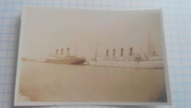 Старые фотографии, верфь, корабли