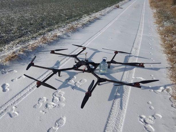 грузовий вантажний дрон ( квадрокоптер) 25 кг