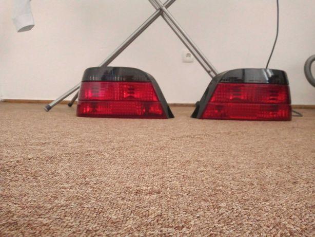 Bmw 7 E38 części: lampy, kierownica.