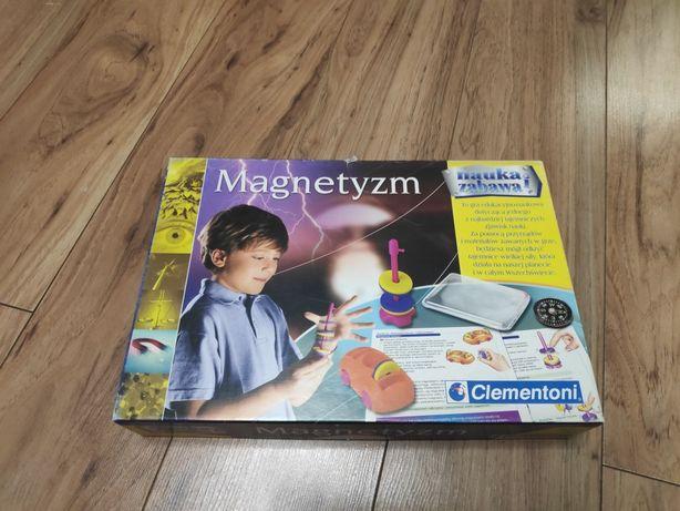 Magnetyzm nauka i zabawa