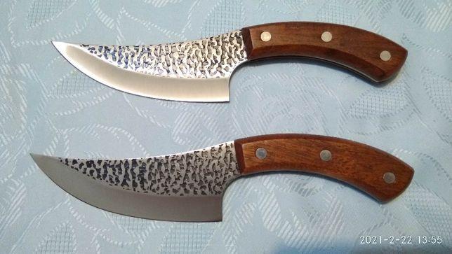 Кухонный, охочьничый, обвалочный нож для мяса (58 един. твердости)