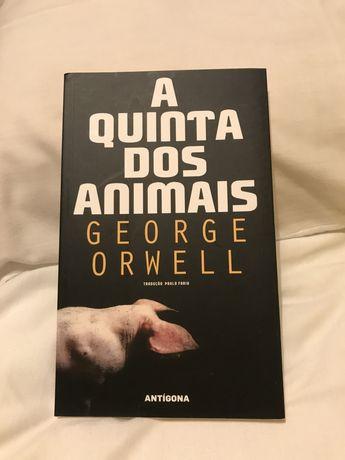 A quinta dos animais de George Orwell