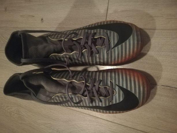 Buty Nike korki Mercurial ze skarpetą r. 38