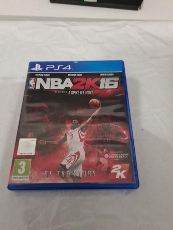 NBA 2K16 PS4 gra