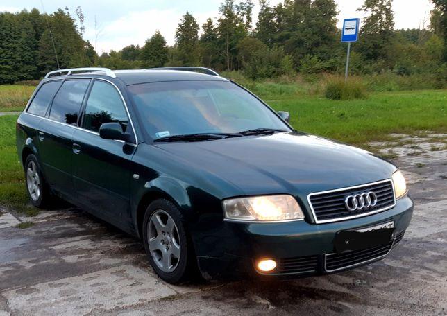 Audi A6 C5 1.9 Tdi  Avant Hak Długie Opłaty