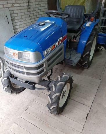 Продам японский мини-трактор