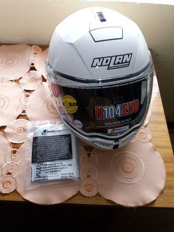 Kask motocyklowy NOLAN N104 EVO - NOWY!