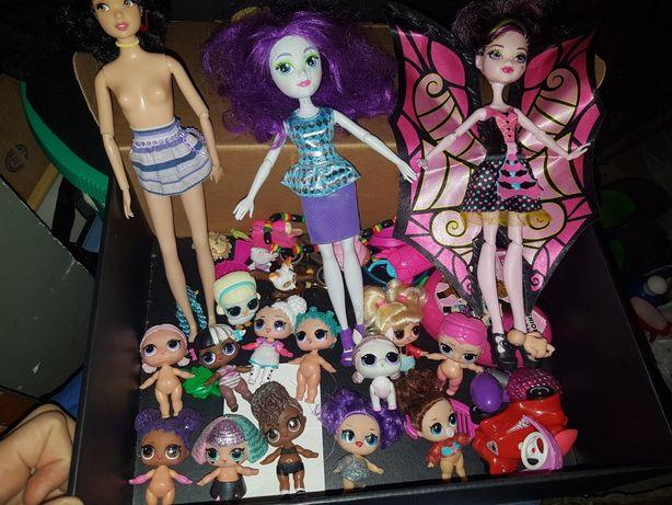 LOL коллекция кукол