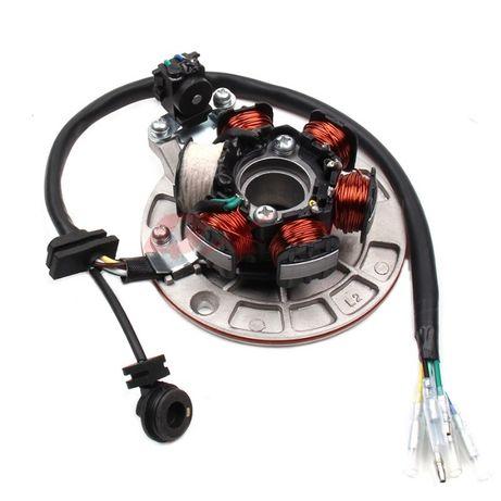 Генератор на 2 катушки и 6 pit bike магнит питбайк kayo viper geon