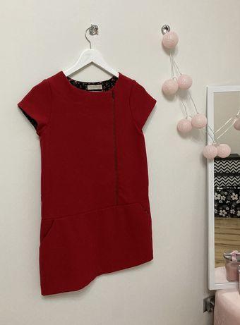 Sukienka dla dziewczynki z kieszeniami ZARA 13-14lat 164cm