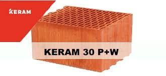 Porotherm 30P+W Keram Pustak Ceramiczny