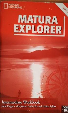 Matura Explorer Intermediate - ćwiczenia + 2 płyty CD