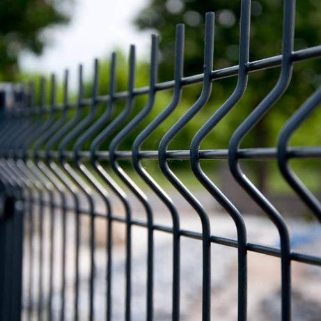 Ogrodzenia panelowe systemy ogrodzeniowe siatka z montażem
