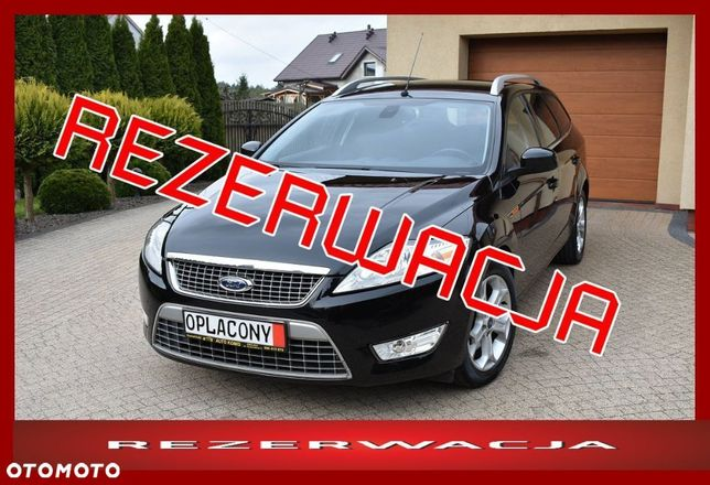 Ford Mondeo 2.0 Benzyna Convers /Opłacony!!!