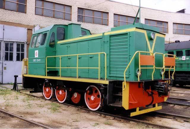 Продажа маневровых тепловозов ТГМ-23Д