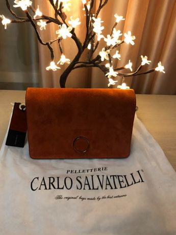 Женская сумка Carlo Salvatelli