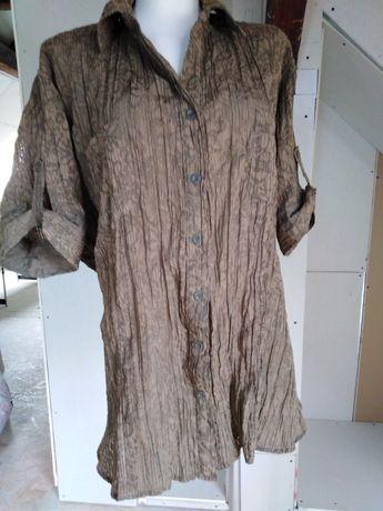 koszula damska Malva gnieciona r50