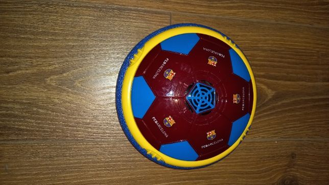 Piłka na baterie airball FC Barcelona latająca piłka
