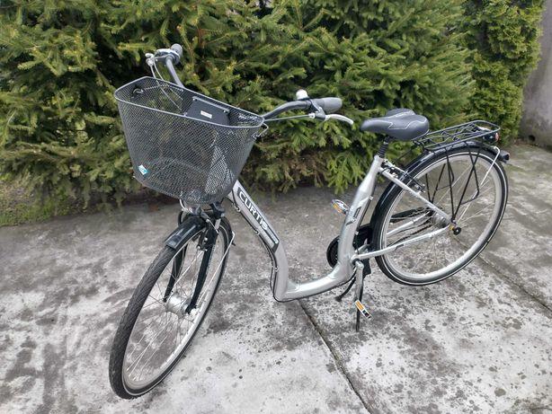 Rower 28 cali Curtis niemiecki  niska rama  jak nowy 7 biegów