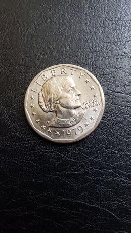 Монета $1 Liberty США, 1979 г