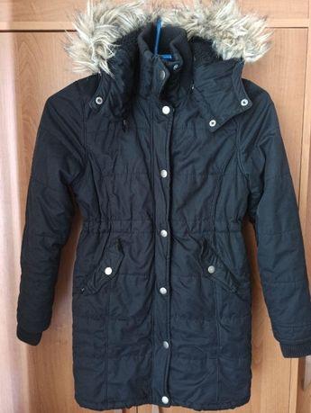Куртка-пальто, парка на 8-10 лет