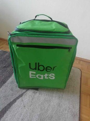 Plecak Uber Eats