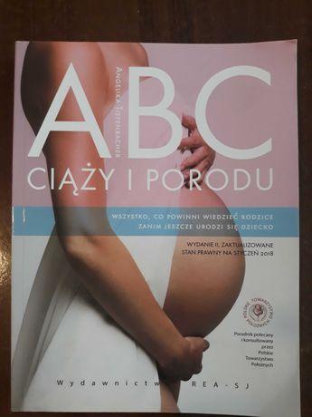 Książka ABC ciąży i porodu