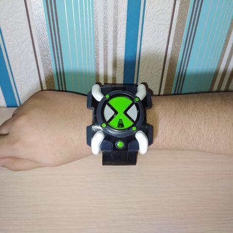 Часы Бен Тен 10 Омнитрикс - Omnitrix. Ben 10, Бен Тен, Оригинал!