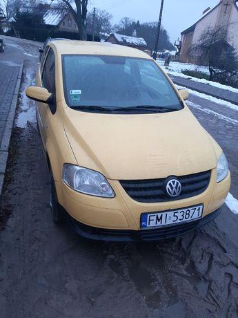 VW fox 1.2 2005r klima
