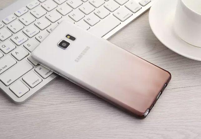 Продам НОВЫЙ на SAMSUNG GALAXY S8 Plus силиконовый чехол-градиент