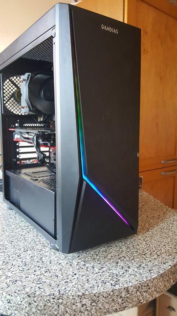 Komputer Ryzen 7 3700X, GTX 1080Ti, 16GB DDR4, SSD M.2