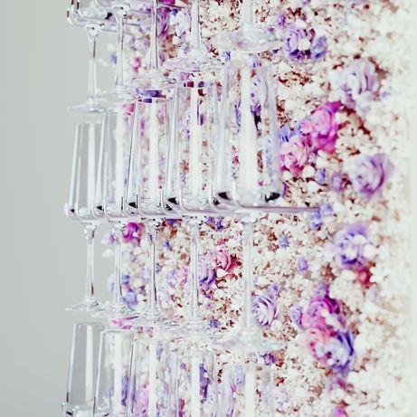 Champagne / Prosecco Wall | ścianka dekoracyjna na szampana / prosecco
