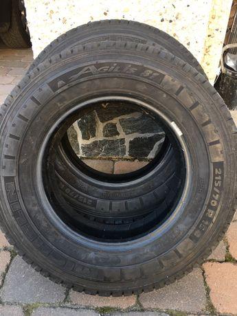 Opony Michelin Agilis 81 215/70/15C