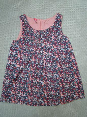 Sztruksowa sukieneczka 51015, rozm.92