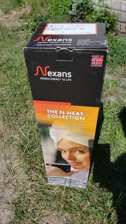Теплый пол. Нагревательный мат Nexans Millimat/150 150W