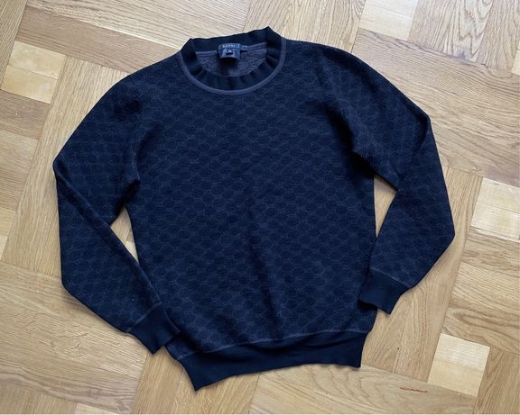 Кофта Gucci свитер джемпер owens wang balenciaga givenchy vuitton