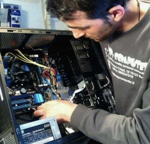 Комп'ютерний майстер Ремонт комп'ютерів Ремонт ноутбуків