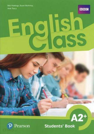 English class A1 A1+ testy odpowiedzi