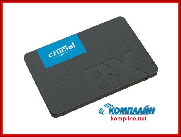"Накопитель SSD SATA 2,5"" 240Gb Crucial BX500 ( kompline.net )"