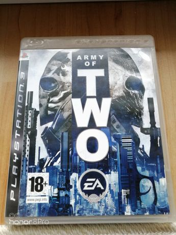 Army of Two gra PS3