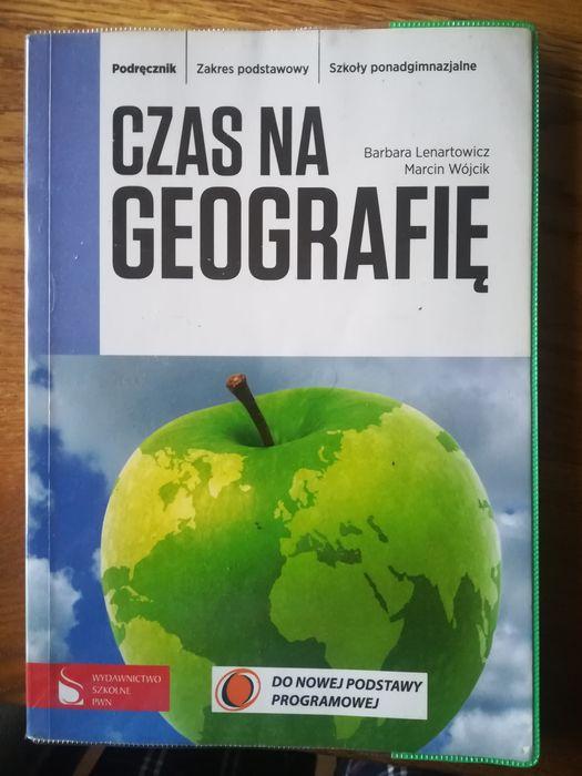 """Podręcznik """"Czas na geografię"""" Skierniewice - image 1"""