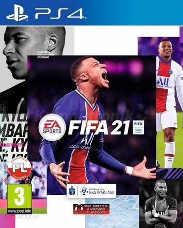 Fifa 21 PS4 stan idealny