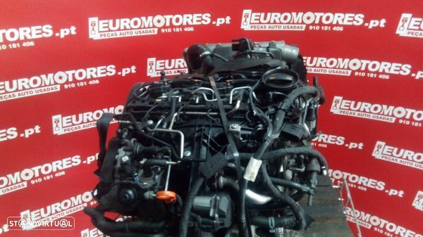 Motor Completo Volkswagen Tiguan 2.0 TDi [ CFF ]