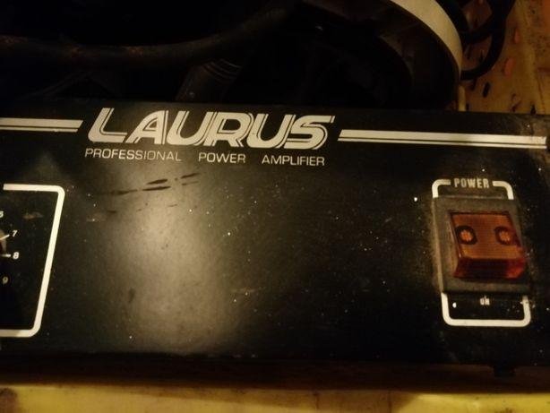 Amplificador profissional Laurus de encastrar
