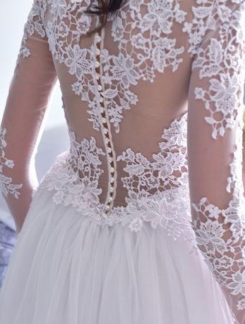 Suknia ślubna 2000zł