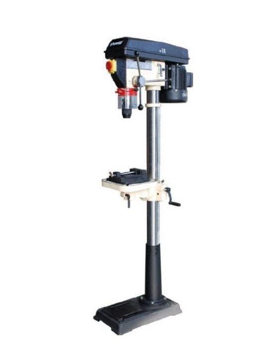 Engenho de furar de coluna 600W furação 16mm 12 velocidades MK2 220V