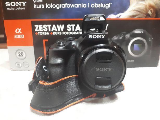Aparat fotograficzny Sony Alfa 3000